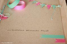 Un te quiero diferente: Felicitaciones handmade