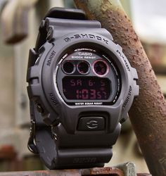 G-Shock Classic Series DW6900MS-1; Rogue Fitness