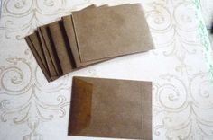 invite envelopes