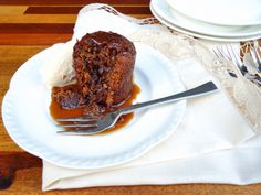 Individual Sticky Date Puddings