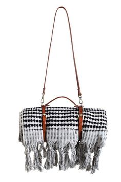 Zimmermann - Towel and Leather Carrier BONA DRAG