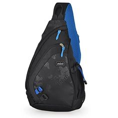 Men Women Unisex Multifunctional Fashion Waist Packs Nylon Sling Bags Messenger Bag Backpack Rucksack Handbags Chest Travel Hiking Bicycle Travelling Gym Sports Skiing (Black) MIXI http://www.amazon.co.uk/dp/B00SV5G7A8/ref=cm_sw_r_pi_dp_Csu1wb0QW9JR2