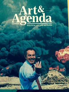 Art and Agenda - political art book or Part
