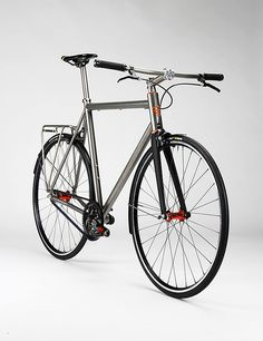 Firefly Bicycles Ti Commuter Bike