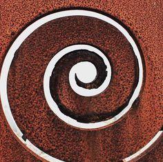 Spirale.  #spiral #spirals #spirale #portodipesaro #pesaro #scultura #marche
