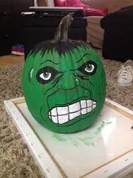 Image result for hulk pumpkins for halloween