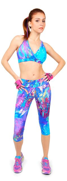 Fitness Capris Fun Prints From Bia Brazil Clothing The Latest Styles