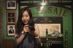 """""""#Jerez es uno de los sitios más especiales de España"""", dice la periodista china Jie Wang http://www.lavozdelsur.es/el-arte-de-verdad-viene-del-dolor…"""