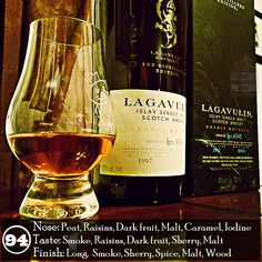 It's a damn good whisky. It has all the amazing salty, briny, iodiney, peaty, smoky and yummy characteristics of the classic Lagavulin 16 but they're paired with some bold and delicious notes of raisin heavy dark fruit from the Pedro Ximenez sherry casks. It's sweet meets smoky in a tasty tango that puts a giant grin on my face with every sip.