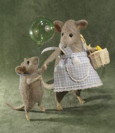 market mice, Natasha Fadeeva