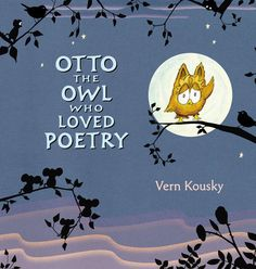 An owl with an unusual passion learns to shine in this fresh, funny debut picture book introducing a poetry-loving owl whom kids will cheer for.Otto loves poetry—Keats, Rossetti, Dickinson, even...