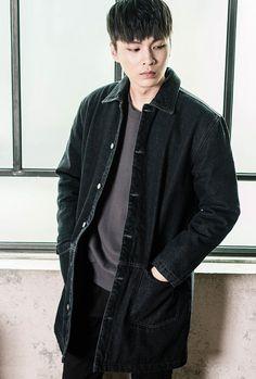 OMOO JEANS 2016 F/W Lookbook 따뜻하게 착용 가능한 데님 아우터 컬렉션
