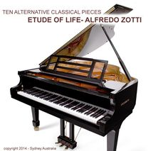 My recent piano album. The music is best defined as classical new age impropvisation. https://alfredo2.bandcamp.com/album/etude-of-life-alfredo-zotti
