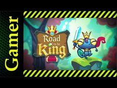 Андроид игры | Road to be King | приключения андроид