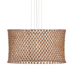 Aires 60 by Lolli e Memmoli — ECC Lighting & Furniture Pendant Chandelier, Pendant Lighting, Hand Chain, Light Fittings, Hanging Lights, Lighting Design, House Design, Crystals, Pattern