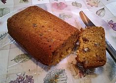 Fragrant nutmeg, ginger and cinnamon will scent the kitchen while your loaf of this gluten-free pumpkin bread is baking. Your nose will be happy, then yo...