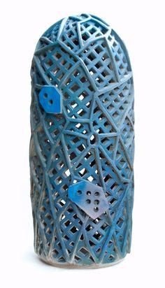 Matthias Merkel Hess; Glazed Ceramic 'Thing 5,' 2014.