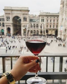 Milano // Red Wine