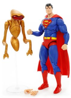 """DC Collectibles Comics Icons Man of Steel SUPERMAN 6"""" Action Figure 2015 #DCCollectibles"""