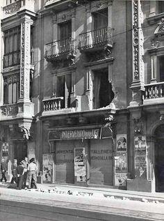 Spain - 1936-39. - GC - Madrid - Calle Barquillo,