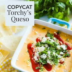 Copycat Torchy's Queso With Salsa, Green Chilies, Velveeta, Cream