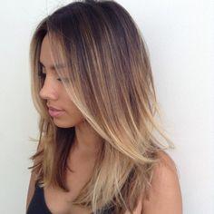 30 Straight Medium-Length Layered Haircuts 2018 | Hairstyle Guru in Looking For Mid Length Haircuts Straight Hair