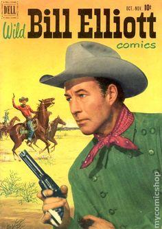 Wild Bill Elliott comic