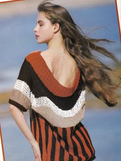 Vintage Knitting Pattern Instructions to Make a by LucysPatternBox