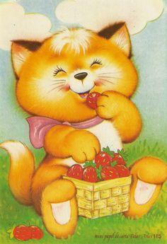 #papeldecarta #morangos #strawberries #fragole