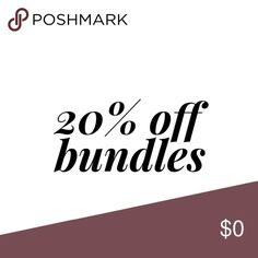 Seasonal Special! For a limited time I'll be offering 20% off bundles. Bundle to save now! Accessories