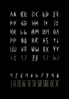Atuvuta - Fonts of Chaos.  Black metal tribute font. #blackmetal #font #fontsofchaos #fonts #typo #typography #types #blackmetallogo