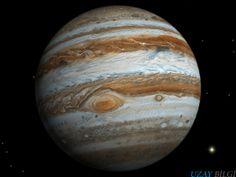 Jüpiter Hakkında Genel Bilgiler – Uzay, Gezegenler, Güneş Sistemi, Uzay Mühendisliği