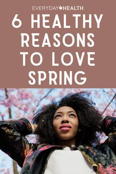 Spring is in the air! If the warmer weather isn't reason enough to celebrate, these surprising health benefits will put an extra spring in your step.