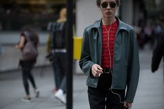 Streetsnaps: London Collections: Men June 2016 - Part 1