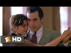 ▶ The Tango - Scent of a Woman (4/8) Movie CLIP (1992) - when Al Pacino is not a tough guy, he likes to dance.