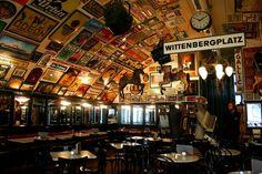 Cafe Odeon, Berlín