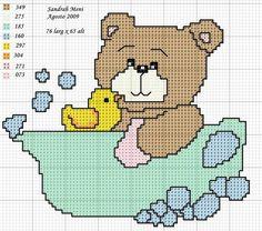 copiei da net Cross Stitch For Kids, Cross Stitch Boards, Cute Cross Stitch, Cross Stitch Designs, Cross Stitch Patterns, Cross Stitching, Cross Stitch Embroidery, Graph Paper Art, Stitch Cartoon