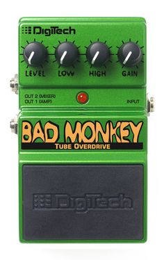 Boost Your Amp The Bad Monkey Tube Overdrive gives your amp a boost just when you need it. It ha...