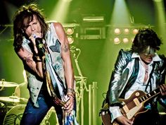 Aerosmith - My all time favorite band ;)