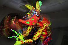México 18 May. 2016.- En el marco de los festejos por el Día Internacional de los Museos se llevó a cabo la exhibición de alebrijes iluminados en el Museo de Arte Popular.  @Candidman   #Fotos Alebrije Alebrijes Arte Popular Artesanía Candidman Ciudad de México Foto del día Mexico Museo @candidman