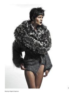 Dimitry Frenko Krul on Behance Crepe Dress, Silk Crepe, Silk Skirt, Pleated Skirt, Balloon Skirt, Blanket Coat, Lace Embroidery, Antique Lace, Press Photo