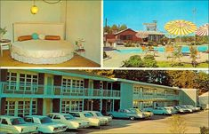 Holiday Host Motel, Gadsen Alabama 1960s