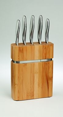 Paderno Knife Set My Christmas Wish List, Christmas Wishes, Front Teeth, Knife Sets, Bamboo, Christmas Wishes Words