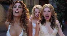 Dracula's women. Mmmmmm. I just love Jennifer Esposito. Well who wouldn't?