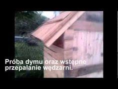 AMATORSKA Wędzarnia - jak budowałem - YouTube