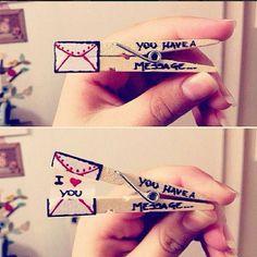 hermosa carta <3 de Amor Para un momento especial o para dar a esa persona que uno Ama