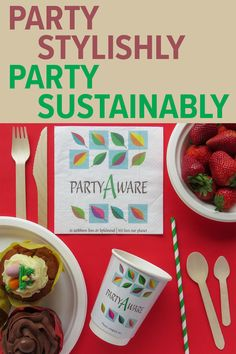 Our Planet, Party Supplies, Picnic, Breakfast, Food, Morning Coffee, Party Items, Picnics, Meals
