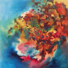 «Voyou» - toile réalisée en février 2013