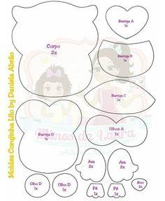 today at am Owl Templates, Applique Templates, Applique Patterns, Butterfly Template, Leaf Template, Crown Template, Flower Template, Felt Owls, Felt Birds