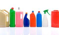 ¿Qué tienes en tu cesto de la limpieza?